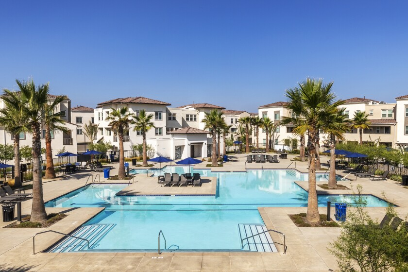 Playa Del Sol, in South County, is designed as a walkable community with access to resort-style amenities. The two-story recreation center includes a state-of-the-art fitness center, pool and spa, community room and more.