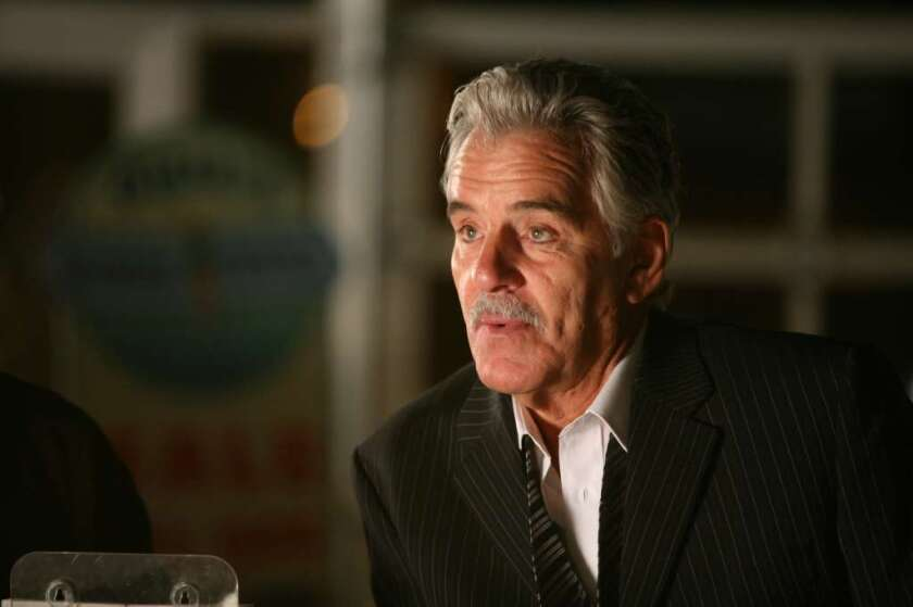 "Dennis Farina in John Dahl's 2007 film ""You Kill Me."""