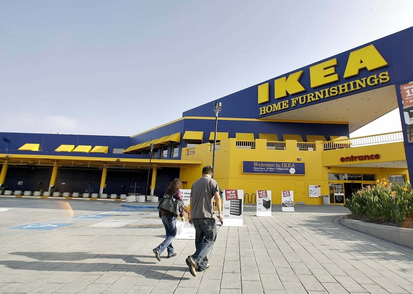 Ikea is buying a wind farm in Illinois, its first investment in wind energy in the U.S.