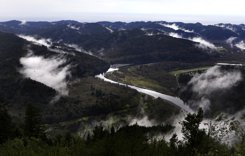 Yurok tribe's carbon project