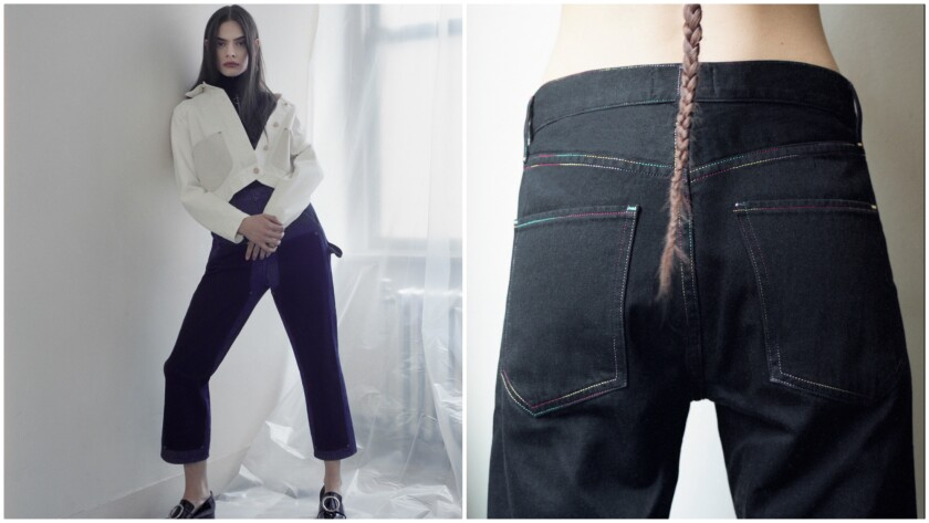 512309b34 Agolde and Opening Ceremony collaborate on a denim collection ...