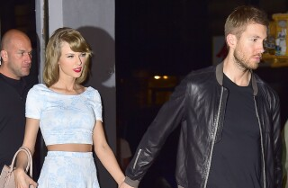 Now, now Taylor Swift and Calvin Harris are not getting married, OK?