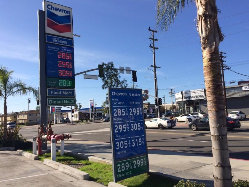 Estos precios se observan en la ciudad de North Hollywood, pero en el transcurso del 2017 en L.A., Nueva York, Chicago, Washington D.C. y Seattle, las tarifas superarán los 3 dólares.