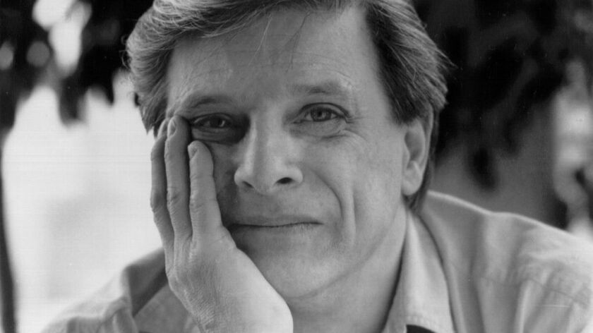 Harlan Ellison. He is a science–fiction writer who will be appearing March 26 at a seminar at the Mu