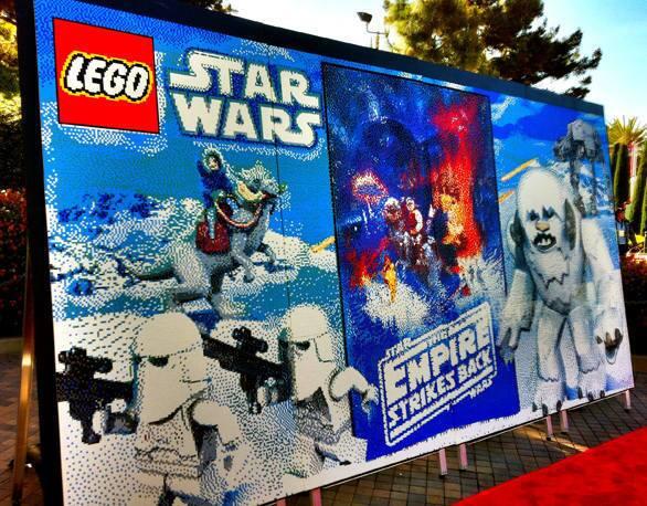 Photos: First look at Star Wars Miniland at Legoland ...