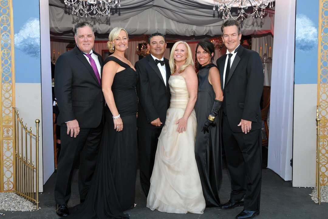 Beau and Kathryn Gayner (co-chair), Bassam and Cari Massaad (chair), Sherrie and Brad Black (co-chair)