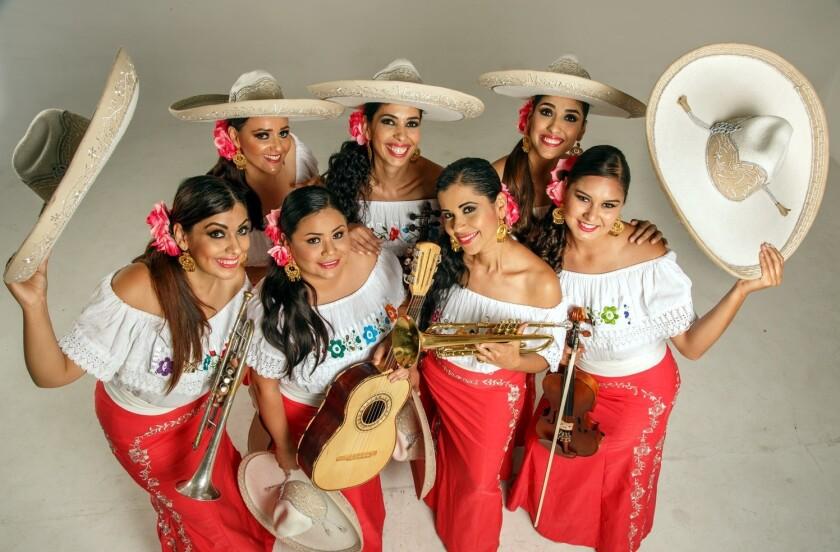 Mariachi Las Morenas de México