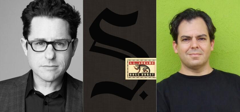J.J. Abrams, Doug Dorst and their book 'S.'