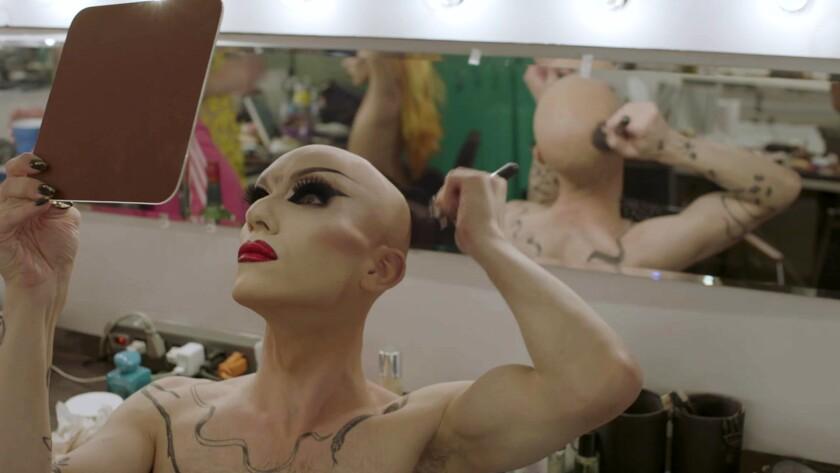 "Sasha Velour in ""NightGowns."""