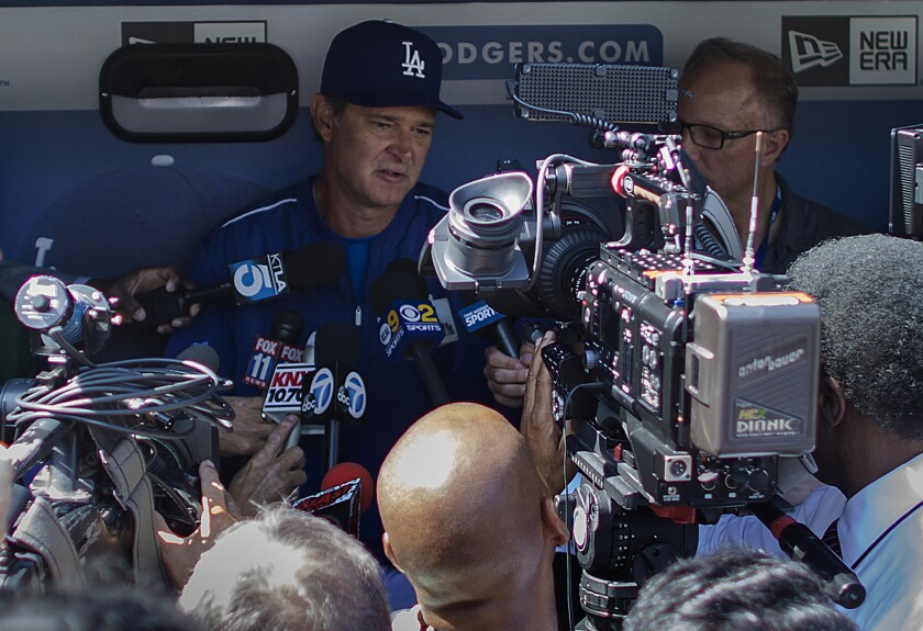 Former Dodgers manager Don Mattingly signs four-year deal to manage Marlins