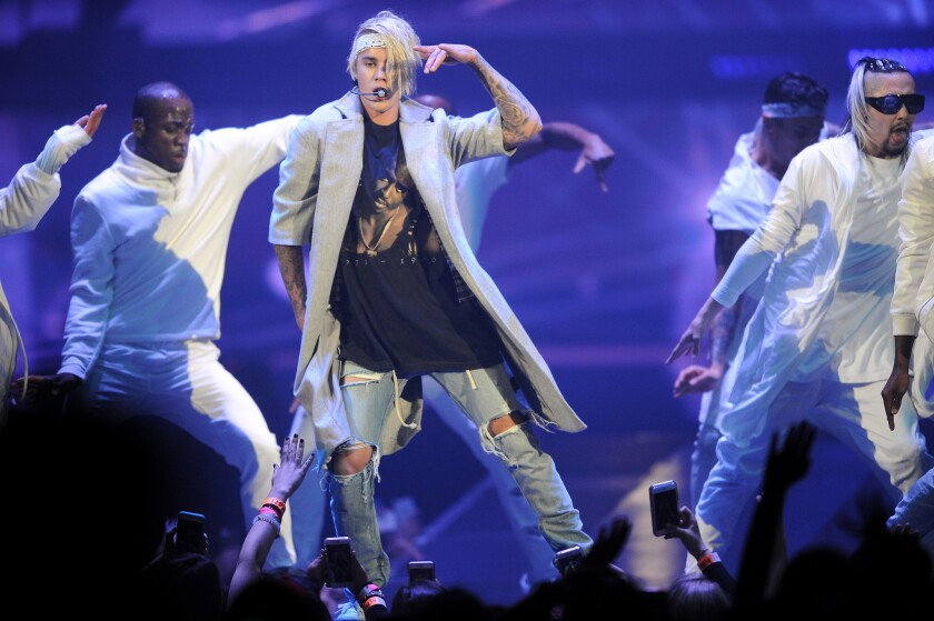 Justin Bieber cancels meet and greets for 'Purpose' tour