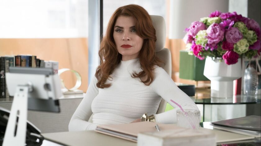 """Season 1, Episode 2 Julianna Margulies as Kitty in a scene from """"Dietland."""" Credit: Patrick Harbron"""