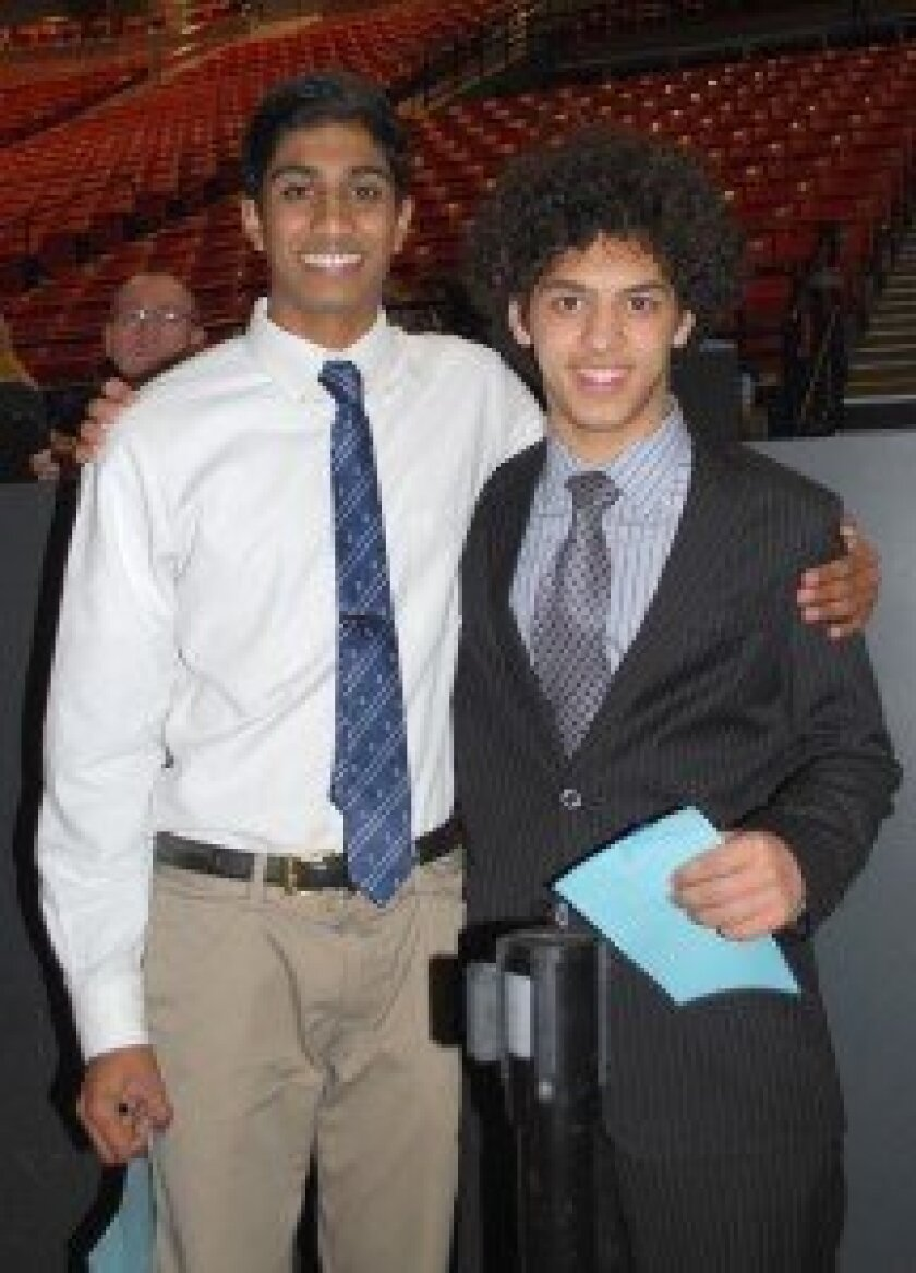 Dillon Patel and Yousuf Soliman