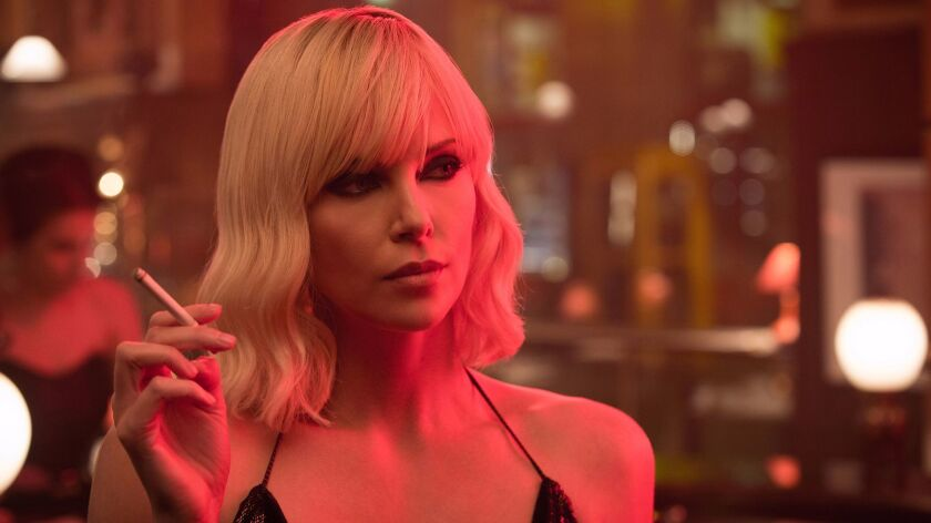 Charlize Theron and other women power many of the summer's