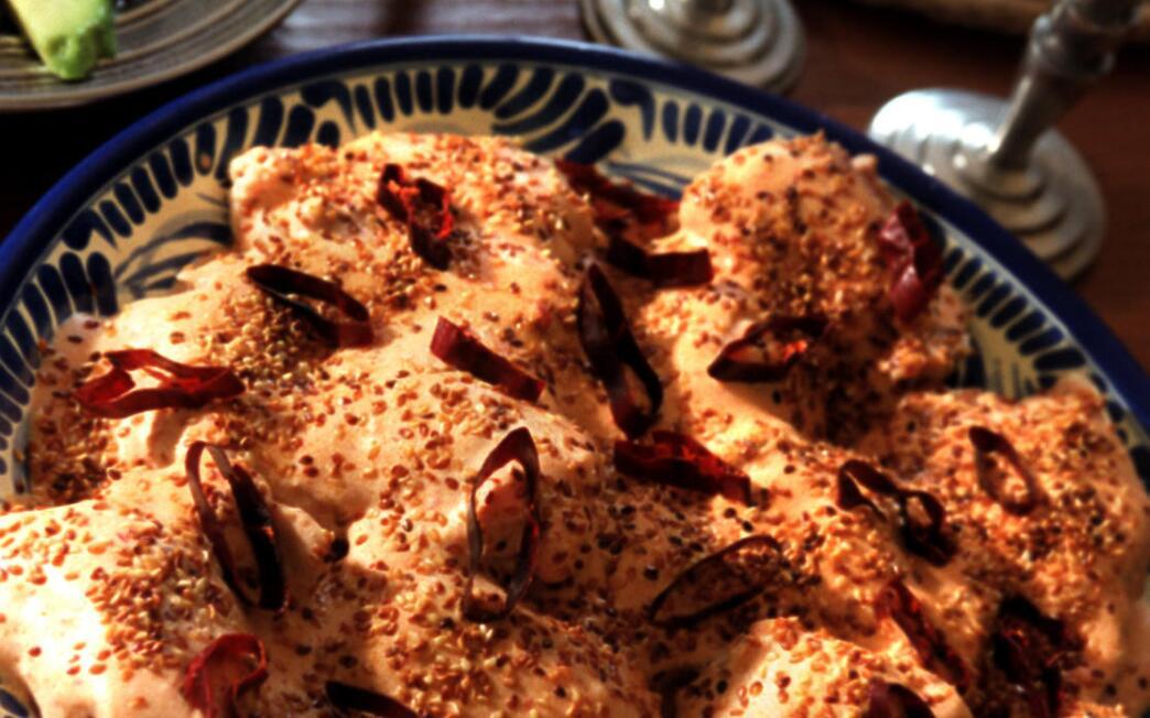 Esperanza's chipotle chicken