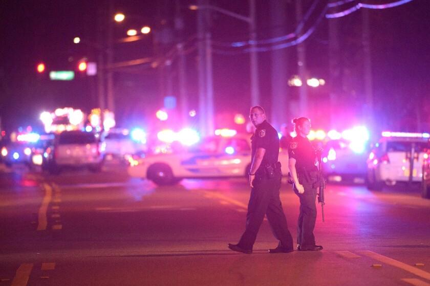 Mass shooting in Orlando, Fla.