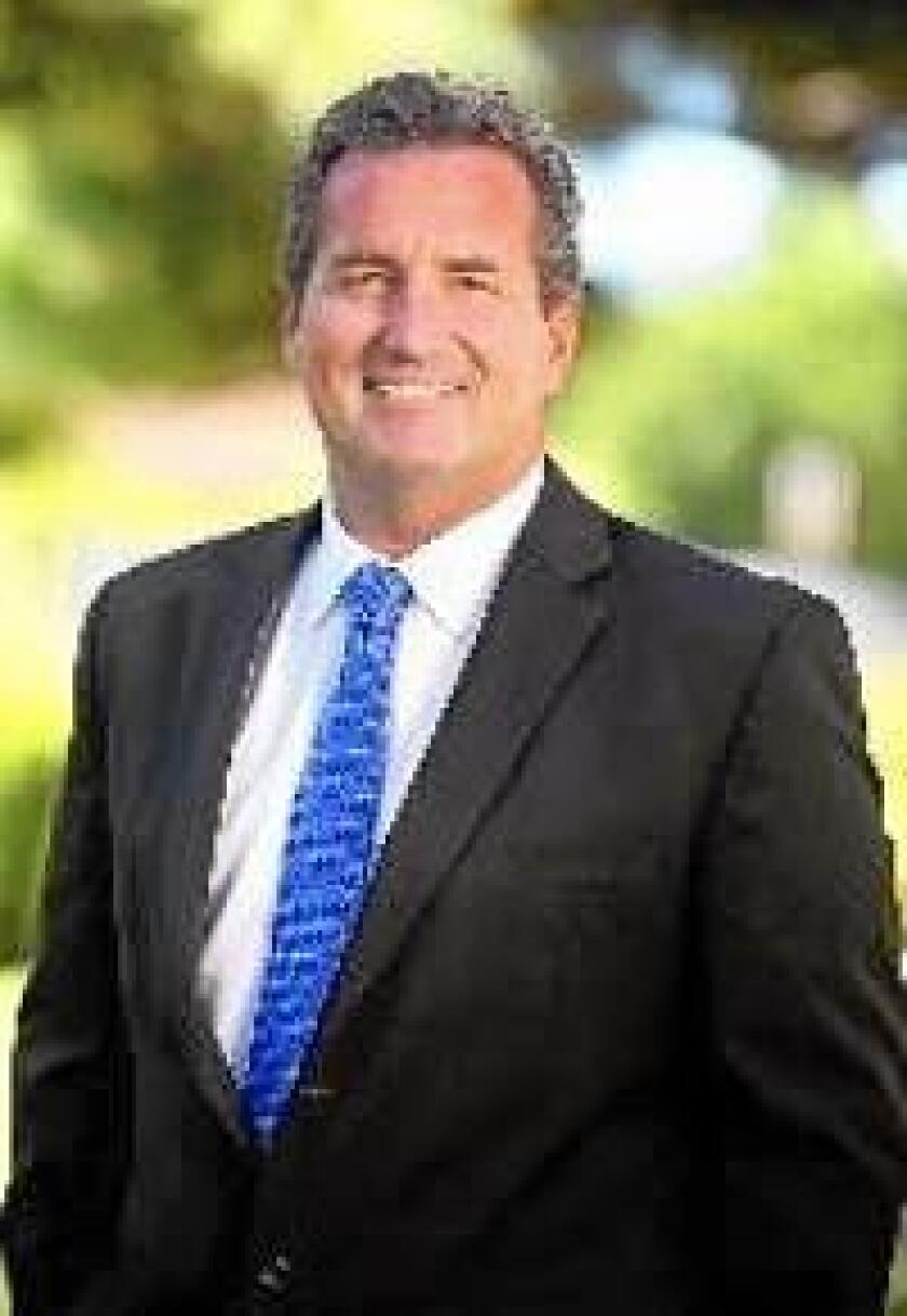 Fountain Valley City Manager Bob Hall