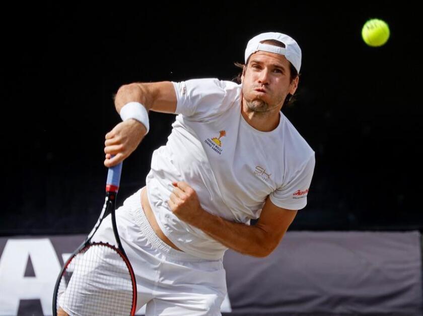 En la imagen, el tenista alemán, Tommy Haas. EFE/Archivo