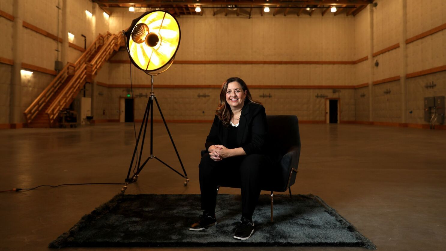 Youtube Doesn T Want To Compete With Netflix How Susanne Daniels Is Getting Ahead Of Streaming Wars Los Angeles Times