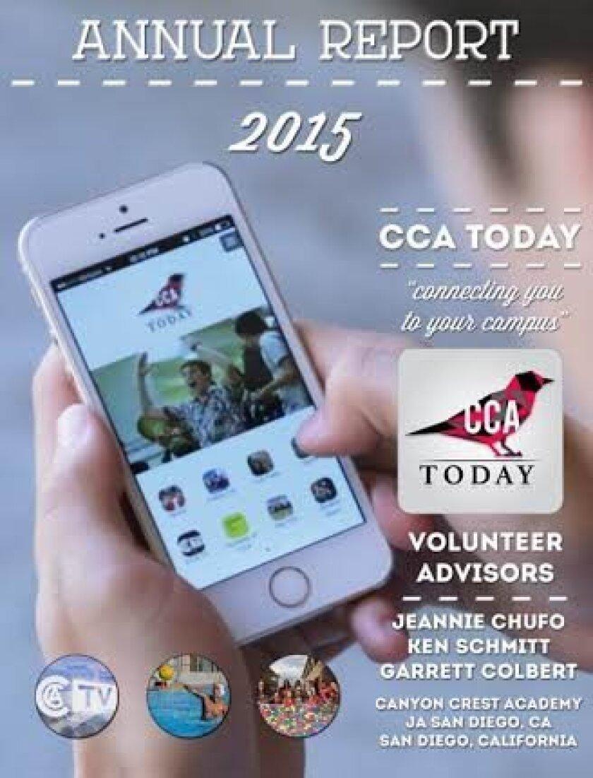 CCA Today App