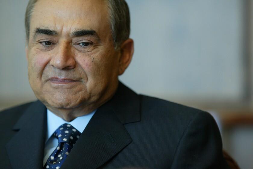 Former Occidental CEO sued