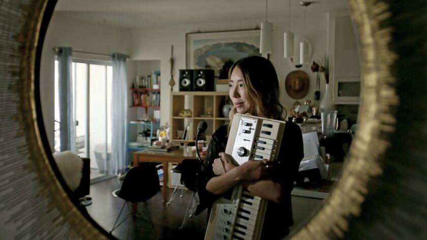Jennifer Lee, a.k.a. Tokimonsta, produces electronic beat music.