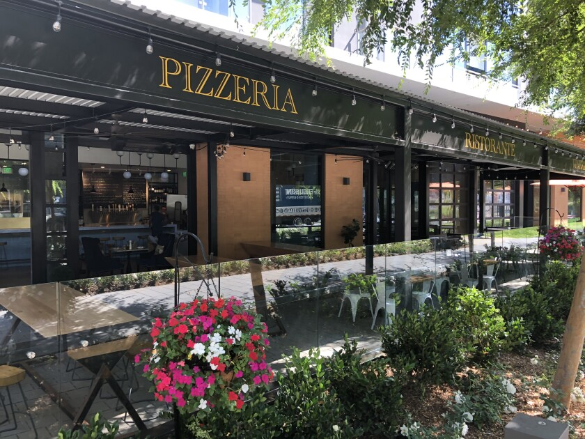 Buona Forchetta's new San Marcos location will hold its grand opening on July 7.