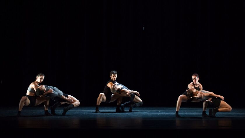Havana-based contemporary dance company MalpasoÑwhose name, jokingly, means ÒmisstepÓ in SpanishÑski
