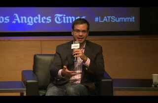 Los Angeles Times Summit: The Big Idea - Beyond Gravity panel