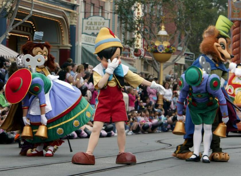 Críticos de cine y Disney se enfrentan por veto al diario Los Angeles Times