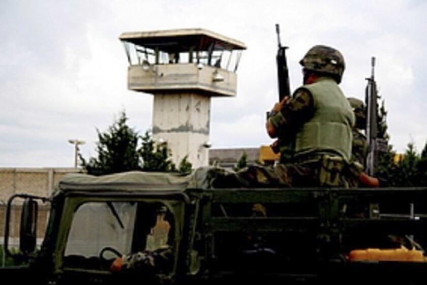 Zacatecas prison break