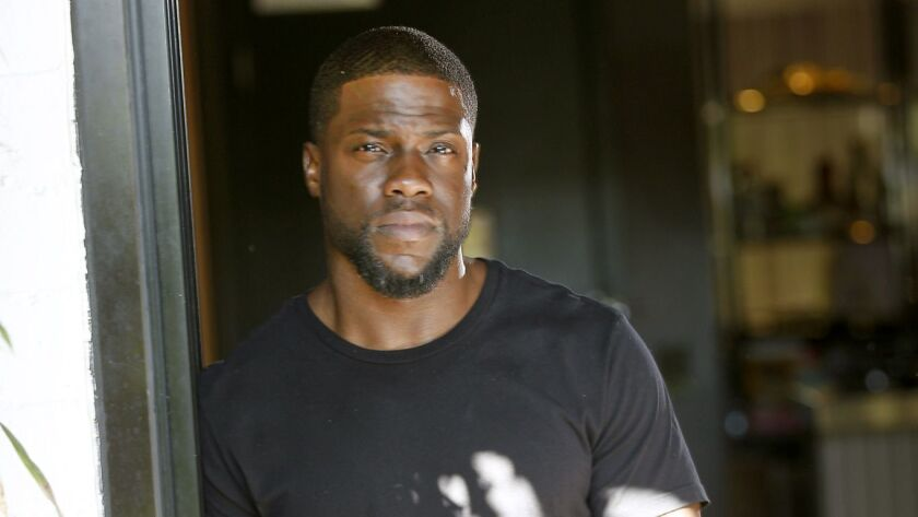 """HOLLYWOOD, CA., OCTOBER 10, 2016 -- Kevin Hart for his new movie, """"What Now?"""" which is a feature fil"""