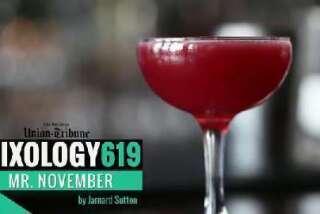 Mixology 619: Mr. November
