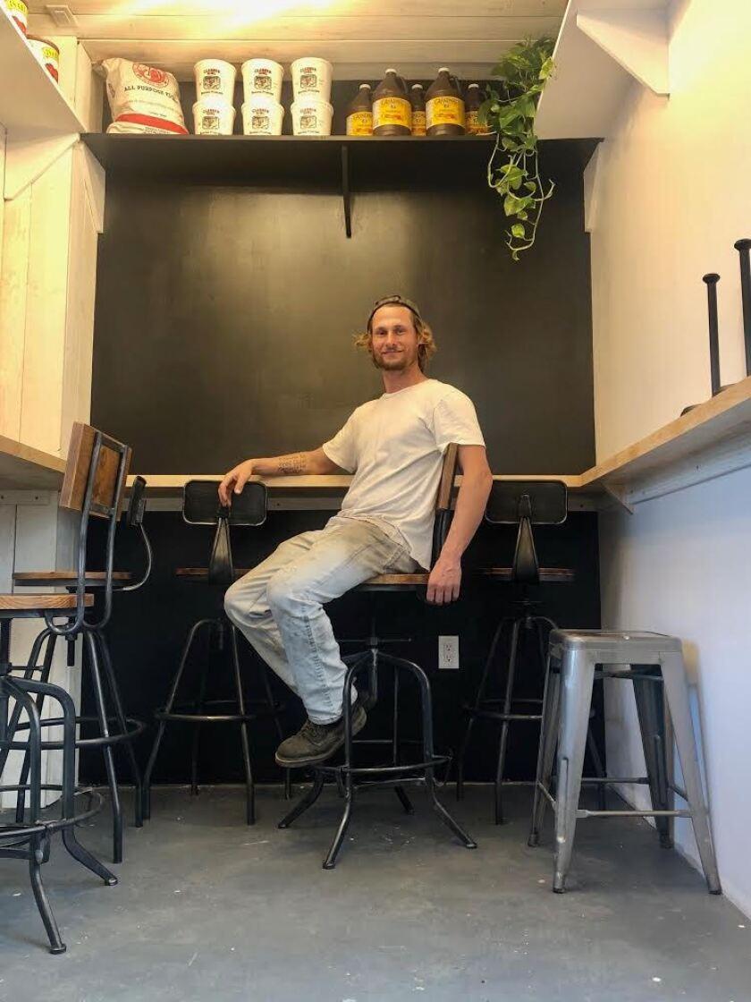 Jeremy George, founder of Smokin J's BBQ in Poway