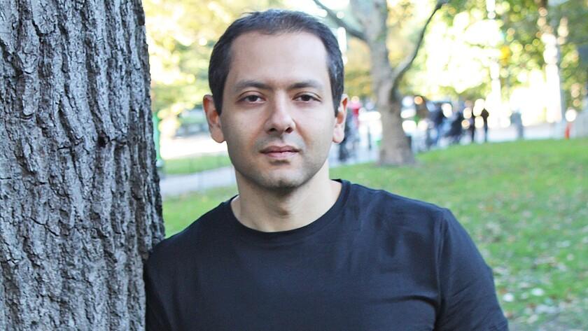"Omar El Akkad, author of the novel ""American War."""