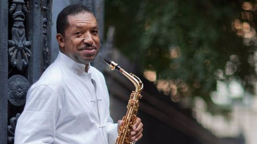 Versatile New Orleans saxophonist Donald Harrison and his band will kick off the La Jolla Athenaeum's 2017 winter jazz concert series.