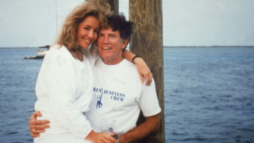 Gary Hart's affair with Donna Rice killed his chances for the presidency in 1988.