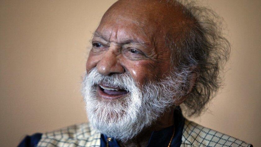 Ravi Shankar in 2011.