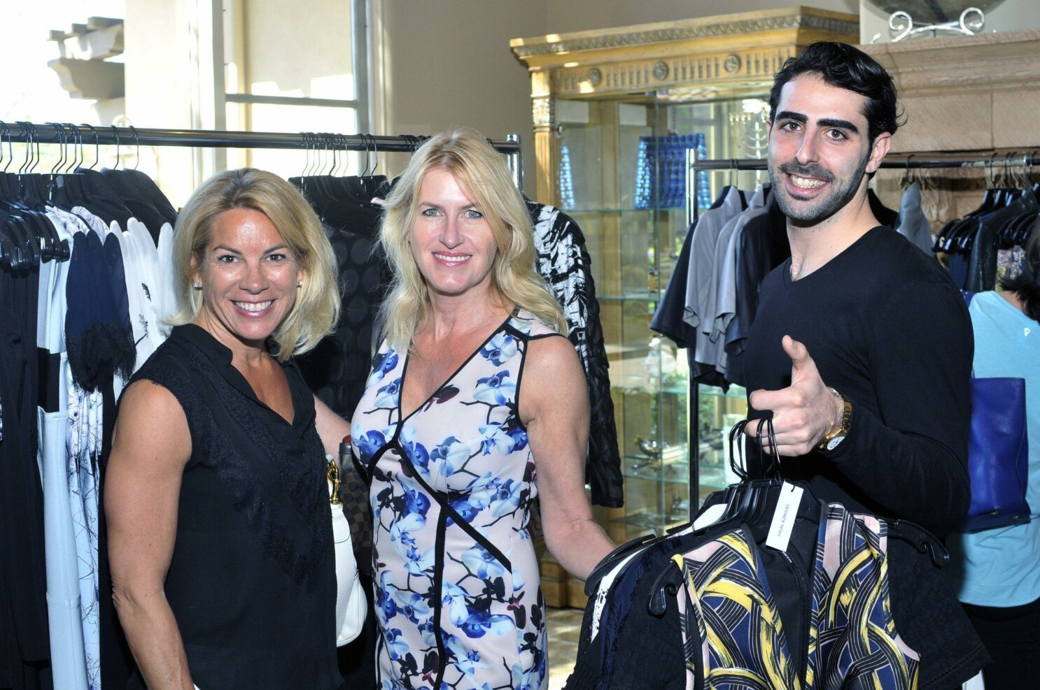 Fashion Designer Hosts Benefit For Miracle Babies Rancho Santa Fe Review