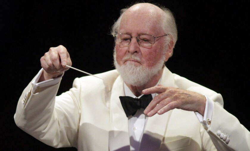John Williams could earn his 52nd Oscar nomination this year.