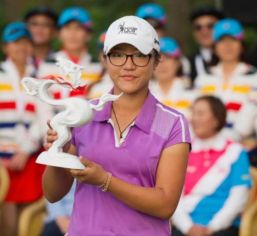 Teen LPGA star Lydia Ko leaves coach she started with at age 5