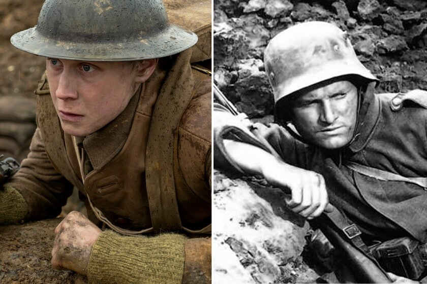 '1917' vs 'All Quiet on the Western Front'