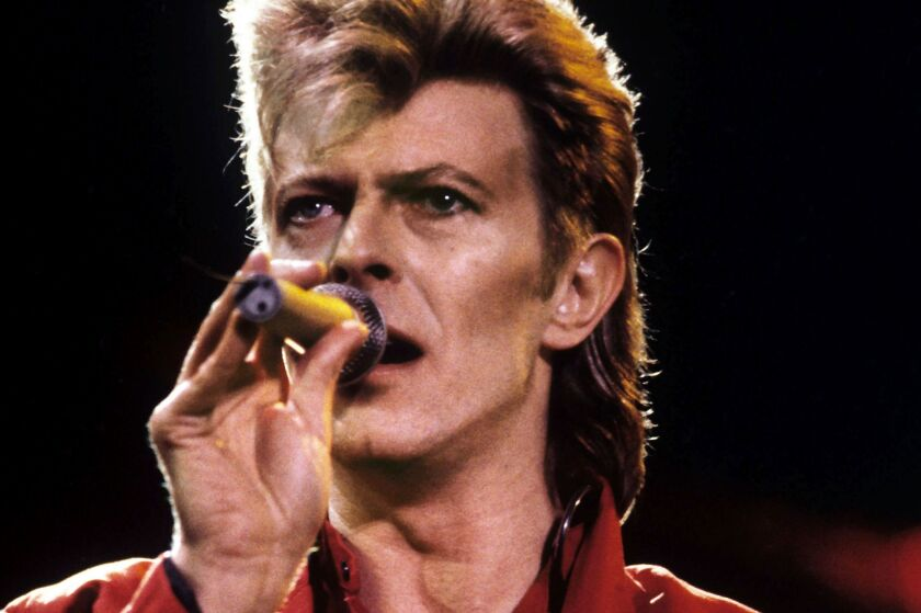 Many of David Bowie's peers -- including Paul McCartney, Kanye West and Bowie's longtime producer, Tony Visconti -- have reacted to his death.