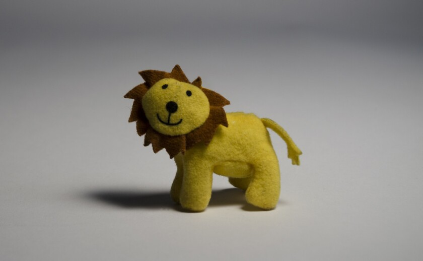 A couple in British Columbia recently used a stuffed lion as their lawyer in a custody battle
