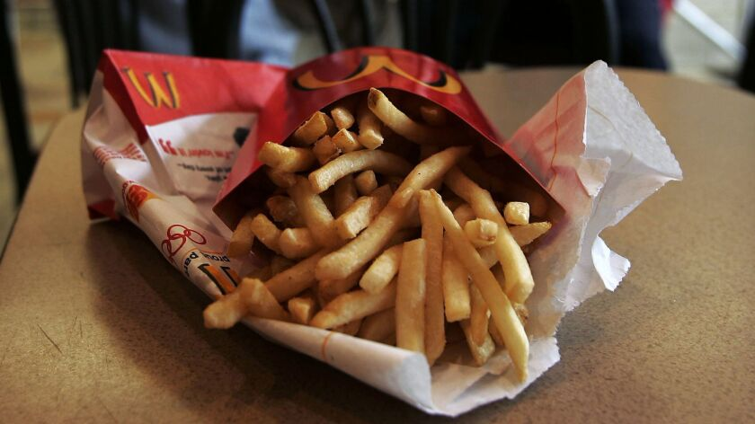 McDonald's announced that by 2025 it will recycle packaging in all its restaurants and source all its packaging from renewable, recycled or certified sources where no deforestation occurs.
