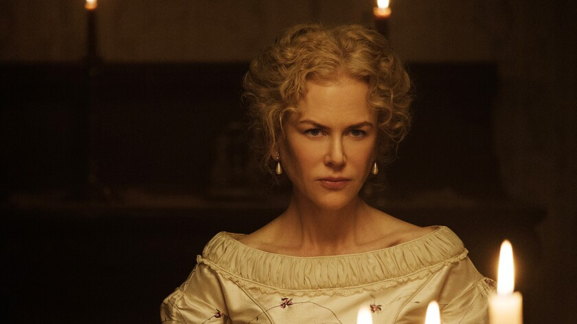 """Nicole Kidman costars in the 2017 period drama """"The Beguiled"""" on HBO."""
