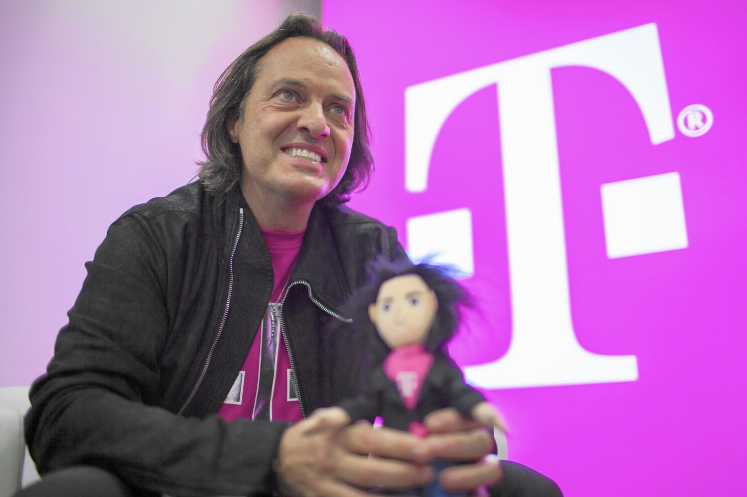 Colorful Ceo John Legere Lifts T Mobile S Reputation Customer
