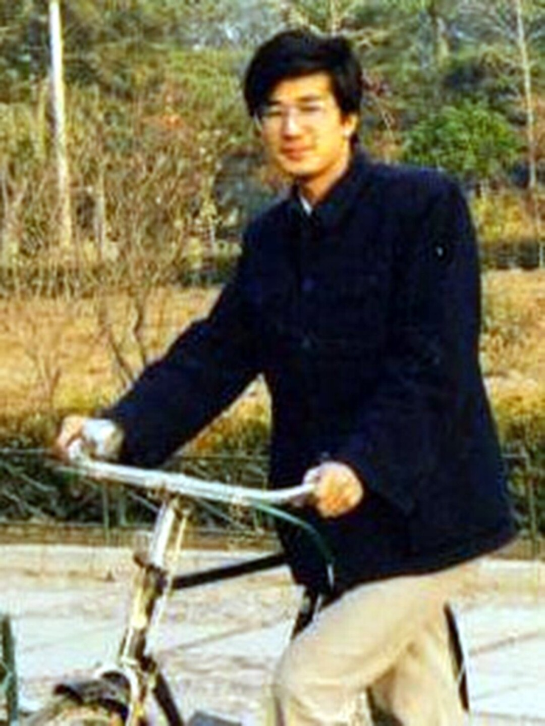 Lu Chunlin, a graduate student, was killed during the Tiananmen Square protests in 1989.