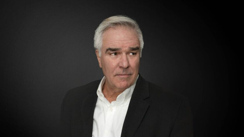 """An author photo of Tom O'Neill for his book """"Chaos: Charles Manson, the CIA, and the Secret History"""