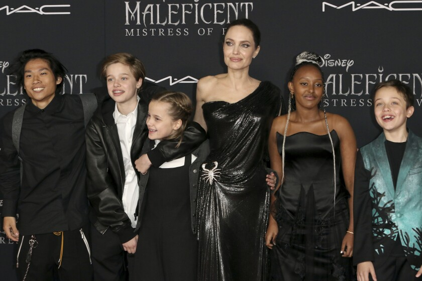 Angelina Jolie Could Relate To Maleficent S Insecurities As